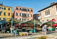 Rialto markets later in the day