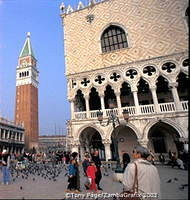 The Piazetta, Piazza San Marco, Venice