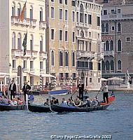 The gondolas have been part of Venice since the 11th century[Venice - Italy]