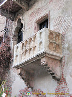 Juliet's Balcony