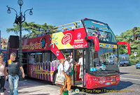 Verona sightseeing bus