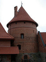 Trakai Island Castle Tower