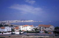 Tangier and the Mediterranean coast