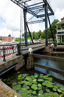 Trambrug drawbridge