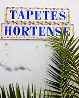 Tapetes Hortense, one of the many Arraiolos carpet factories
