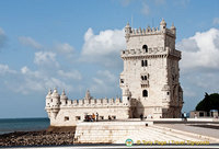 Belem Tower - 16th century fortified tower