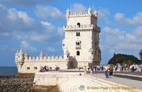 Belem Tower - a memorial to Portuguese power