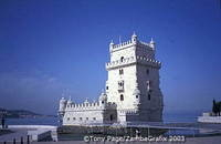 Belem Tower - a UNESCO World Heritage site
