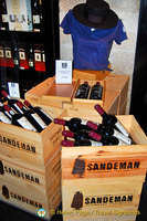 House of Sandeman shop