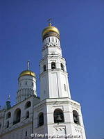 Ivan the Great bell tower - The Kremlin