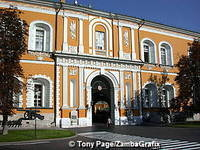 The Kremlin Treasury