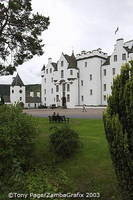 Blair Castle - Southern Highlands - Scotland