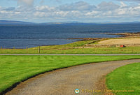 Path to Castle of Mey
