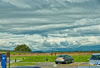 Culloden Visitor Centre Car Park