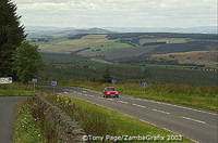 Scottish Border - Scotland