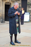 Edinburgh Castle guides