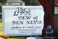The Legend of the Dew Ben Nevis