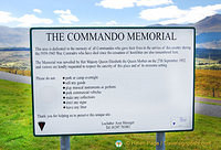 About the Commando Memorial