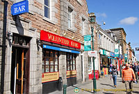 Bars and pubs in Fort William