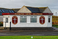 Journey's End Cafe Bar