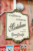 Caffetteria Montalbano where we had coffee