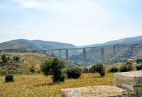 One of the bridges of Ragusa