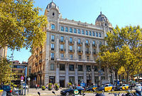 El Corte Ingles, Spain's largest departmental store