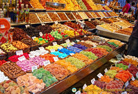 More sweets at La Boqueria