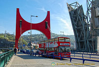 Bilbao's Puente de la Salve is more commonly known as La Salve