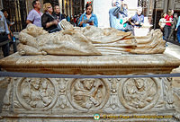 Tomb of the High Constable of Castile and his wife