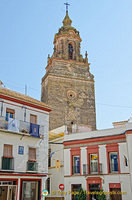 Tower of the Church of San Bartolome