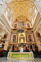 High Altar of Catedral de Cordoba