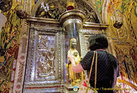 The Black Madonna is the patron saint of Catalonia