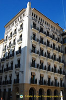 Hotel La Perla - Where Hemingway and many other celebrities stay when in Pamplona