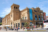 Teatro Victoria Eugenia - Venue for the San Sebastian International Film Festival