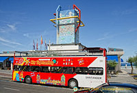 Santander Sightseeing Bus
