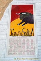 1996 bullfight schedules
