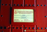 Opening times and entrance fees for the Plaza de Toros
