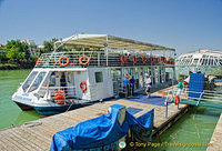 Cruises on the Guadalquivir River from Seville