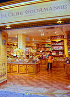 La Cure Gourmande - full of biscuits, sweets and chocolates