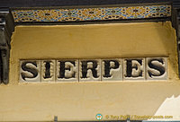 Sierpes Street for shopping