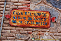 Casa del Greco or House of El Greco