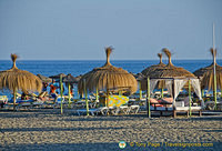 Torremolinos beaches