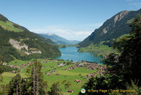 Beautiful Lucerne countryside