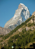 The mighty Matterhorn