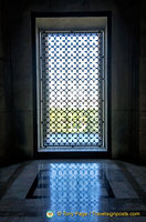 Hall of Honour window