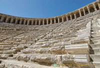 This Theatre was built during reign of Marcus Aurelius