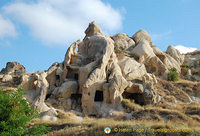 Göreme cave churches