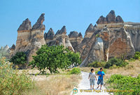 Cappadocia: Monks Valley
