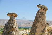 Cappadocia: The Family and Mount Argus